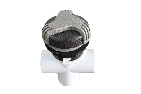 Glue Mount Type Textured Hot Tub Valves , Hot Tub Repair Parts Gate Valves
